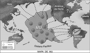 Imigración de Lemuria a otros territorios.