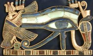 El Ojo de Horus.