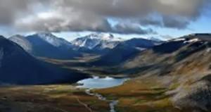 Los Montes Urales, Rusia.