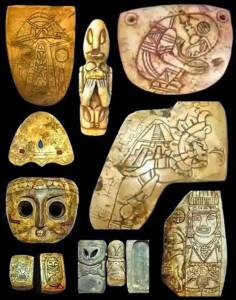 Piedras Mayas.